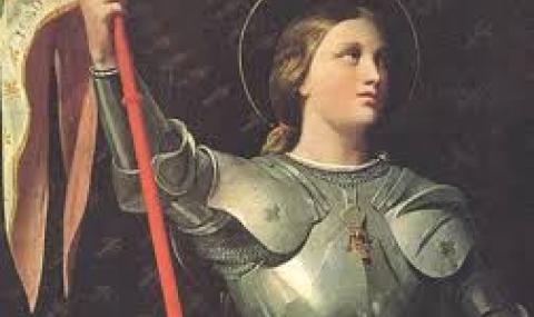 30 май 1431 г. 19-годишната Жана д'Арк е изгорена на клада