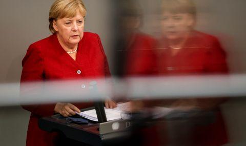 Какво ще прави Меркел след изборите? - 1