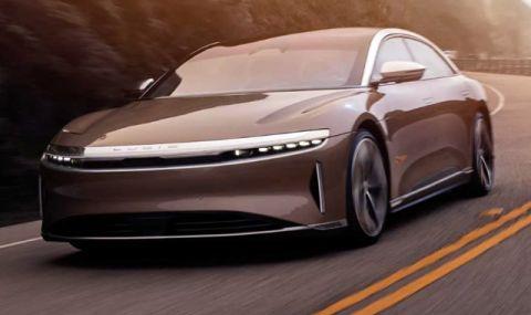 Нов вид гуми за електрически превозни средства