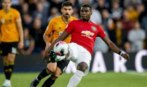 Пол Погба не е бил фен на Юнайтед