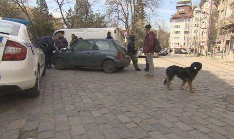Ротвайлер уби малко куче в София