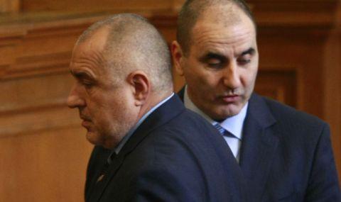 Цветанов към Борисов: Защо човек на ДПС реди листите на ГЕРБ?