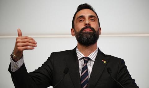 Испания подслушва телефона на каталунски политик