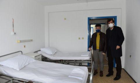 Медиците от COVID отделението в Девня останаха без допълнителни 1000 лева