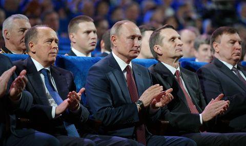 Шефът на руското разузнаване атакува западните служби - 1