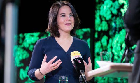 Единствената дама в надпреварата за канцлерския пост в Германия