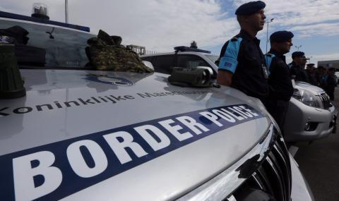 Германия изтегля полицаи от мисията на Фронтекс в България