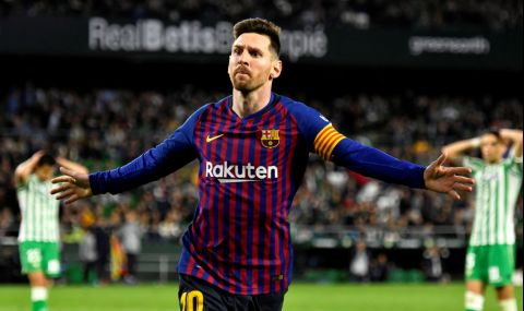 Лео Меси в Барселона: Мисията бе възможна… - 1