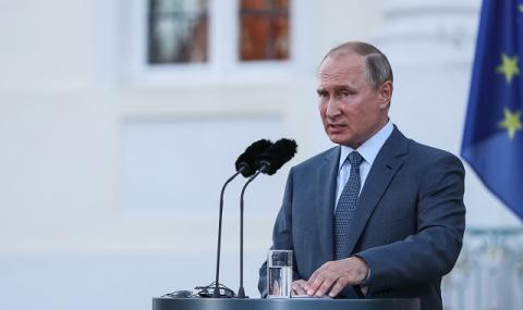 Путин: НАТО приближава към Русия. Ще реагираме