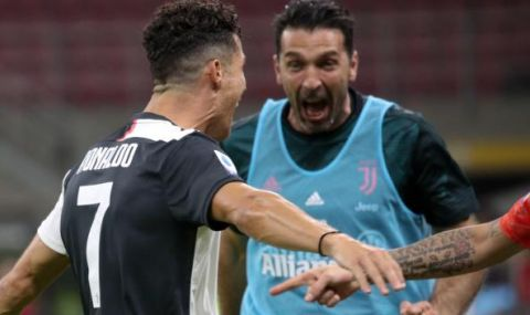 Буфон: Роналдо дълго време обмисляше да напусне Ювентус - 1