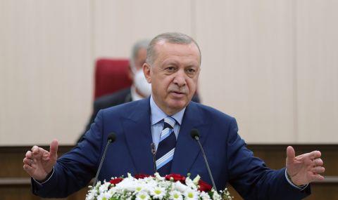 Ердоган обяви: Отварям града-призрак