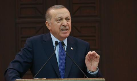Ердоган ще забрани излизането от дома