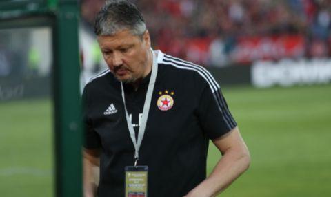 Ето защо Любо Пенев изгонил треньор в ЦСКА
