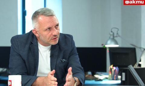 Хаджигенов: Веднага след клетвата ще внесем искане за изслушване на Рашков и Стоилов