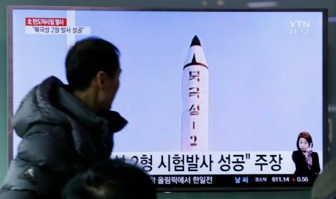 ООН се събира извънредно заради опита с балистична ракета