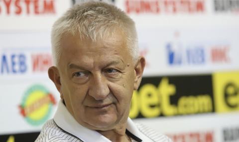Христо Крушарски наговори куп бисери след победата над Царско село