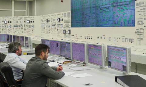 Персоналът на Ленинградската АЕЦ е готов за експлоатация на новия блок