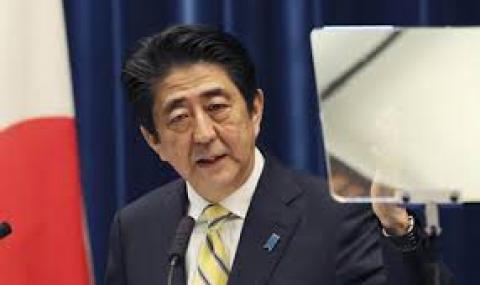 """Абе изрази """"дълбока скръб"""" за участието на Япония във Втората световна война"""