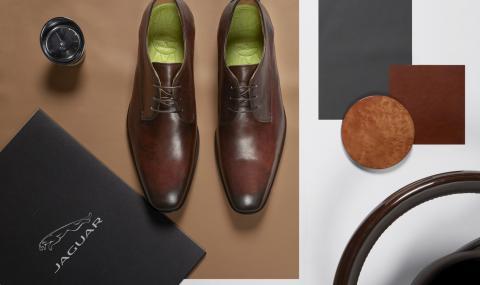 Официални обувки за шофьори-баровци