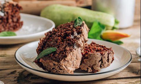 Рецепта на деня: Шоколадова торта с тиквички
