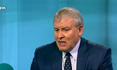 Румен Христов: Не е говорено Борисов да е кандидат за президент - 1