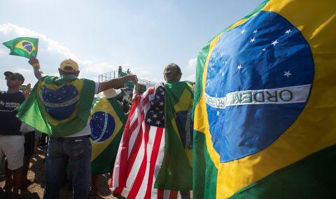 Блокират магистрали в Бразилия - 1