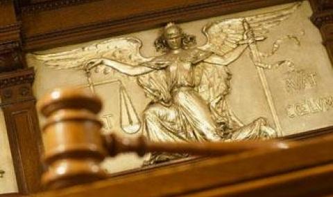 Осъдиха трима за причиняване на телесна повреда на работник