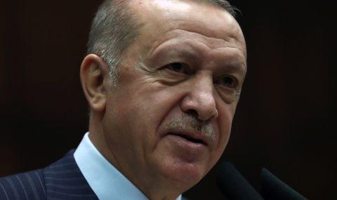 Ердоган: Не се виждаме другаде, освен в Европа