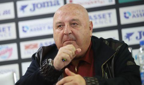 Венци Стефанов: Може и някой джендър да се кандидатира за президент на БФС - 1