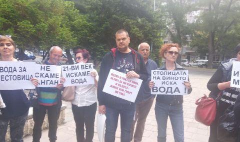 """Брестовица и Кадиево на протест срещу воден """"геноцид"""""""