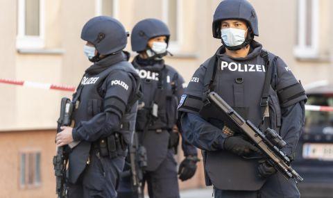 На австрийците им писна от мерките, мобилизирани са 2000 полицаи - 1