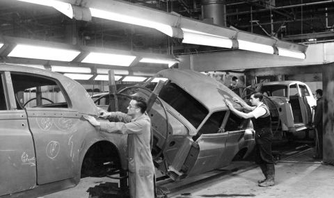 Bentley произведе 200 хиляди автомобила - 4