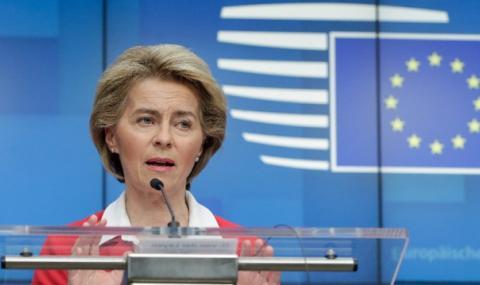 ЕК събра 7,4 млрд. евро за ваксина и лечение на Covid-19