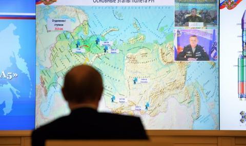 Путин предложи на НАТО мораториум върху ракетите със среден и малък обсег в Европа
