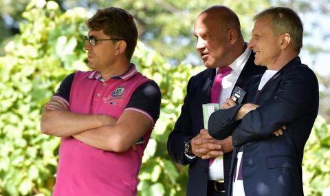 Слагат французин на важен пост в ЦСКА