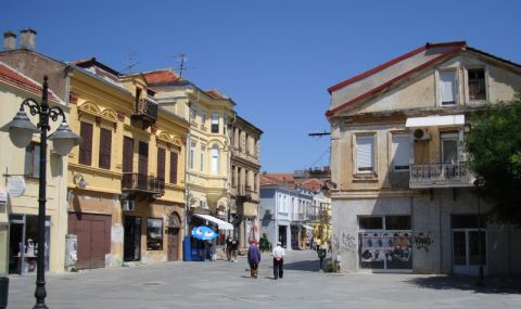 България купи част от сграда в Битоля