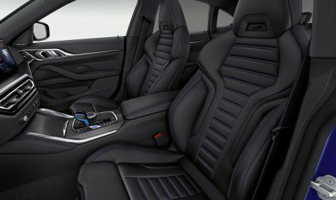 BMW представи първата М Performance електрическа кола - 5