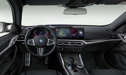 BMW представи първата М Performance електрическа кола - 6