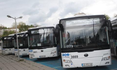 COVID-19 смачка на 100% автобусните превози като бранш