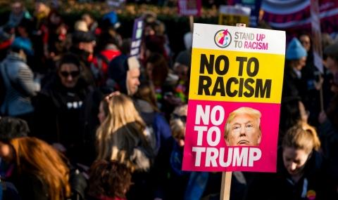 До какво ще доведе расизмът на Тръмп?