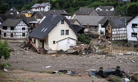 Дъждове и наводнения взеха жертви в Германия