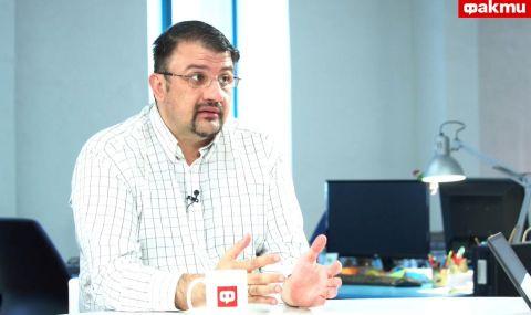Настимир Ананиев за ФАКТИ: Ако ДБ, ПП, ИБГНИ се съберат, те ще се канибализират - 1