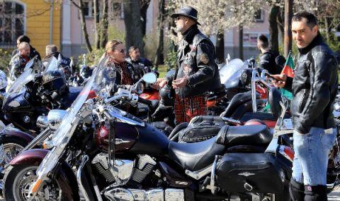 Започна полицейска акция за контрол на движението на мотоциклетите