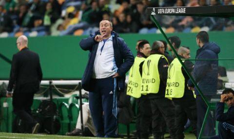 Спрягат Мъри Стоилов за треньор на руски клуб