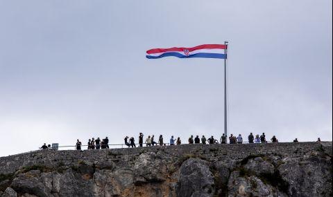 Средна заплата от 929 евро в Хърватия