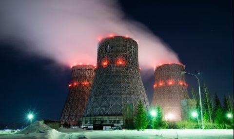 Атомните централи в Русия увеличиха производството си с 5,3% - 1