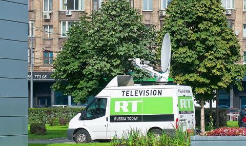 Латвия забрани скандална руска телевизия