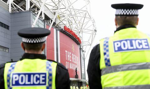 Манчестър Юнайтед със специални мерки за безопасност за дербито с Ливърпул