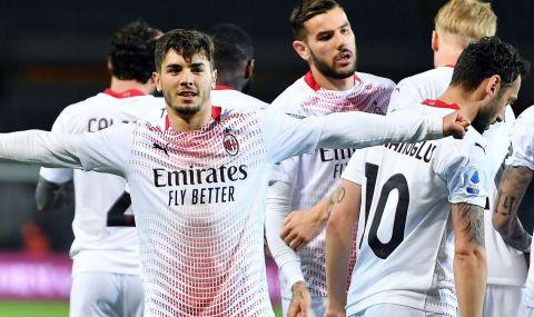 Милан с мащабна селекция, ако влезе в Шампионската лига