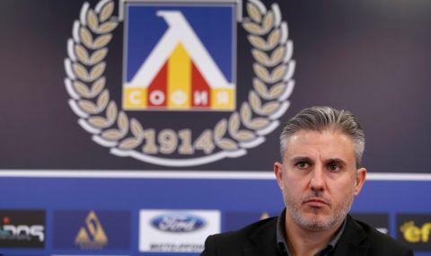 Павел Колев е отрязал Диксън за шефски пост в клуба